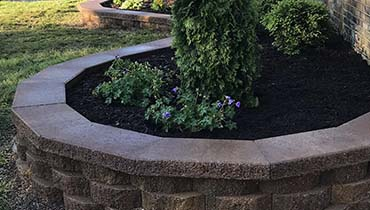 brick paver retaining walls installation st clair shores