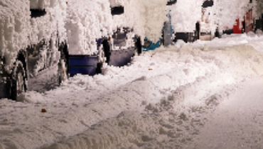 Ice and snow removal plowing services st clair shores